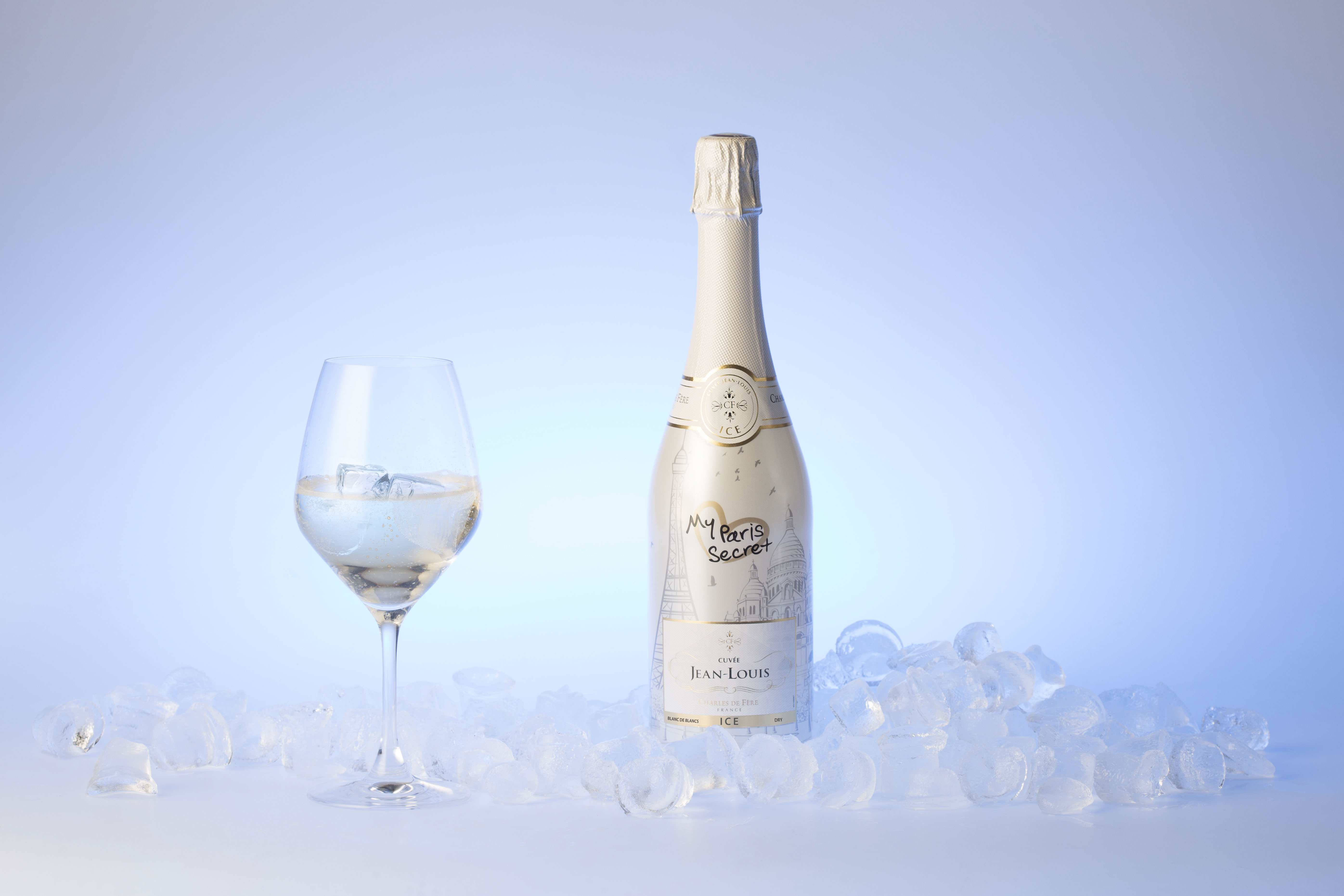 My Paris Secret Blanc de Blancs dry